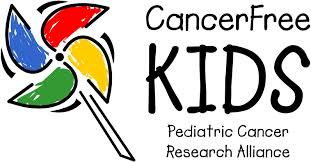 Cancer Free Kids logo