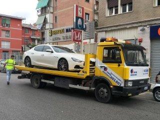 Recupero auto di lusso e prestigiose