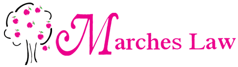 Marches Law logo