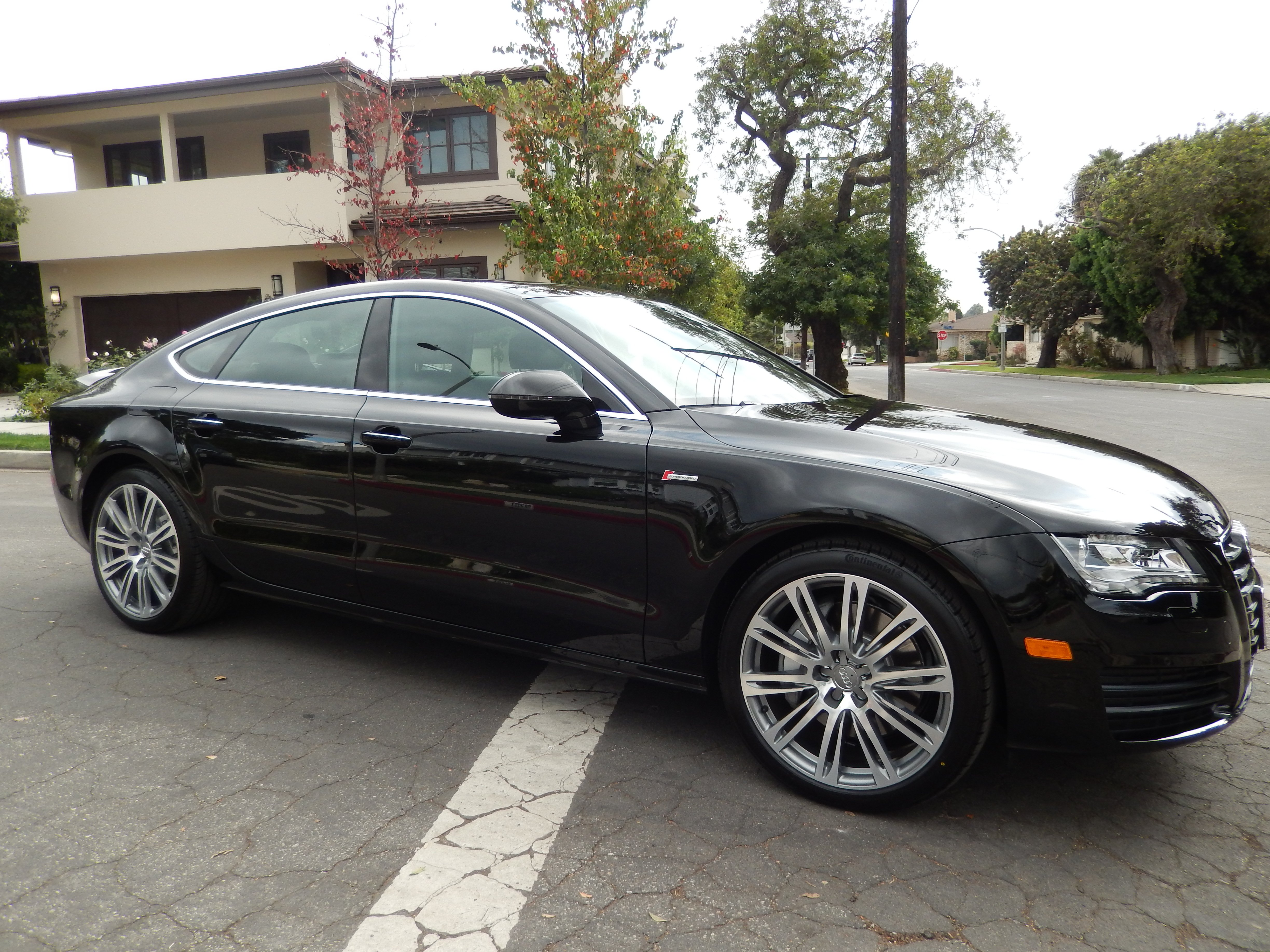 2014 Audi A7 Rental Los Angeles And Los Angeles Airport Lax