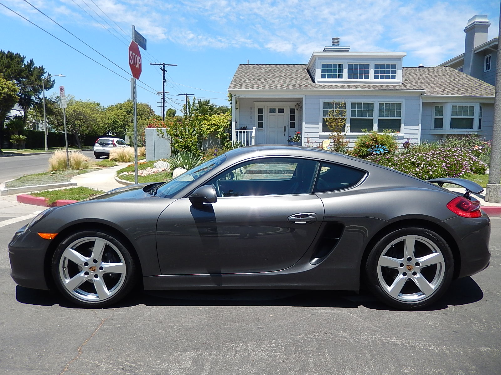 Rent The All New 2014 Porsche Cayman In Los Angeles