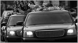 trasporto con carro funebre