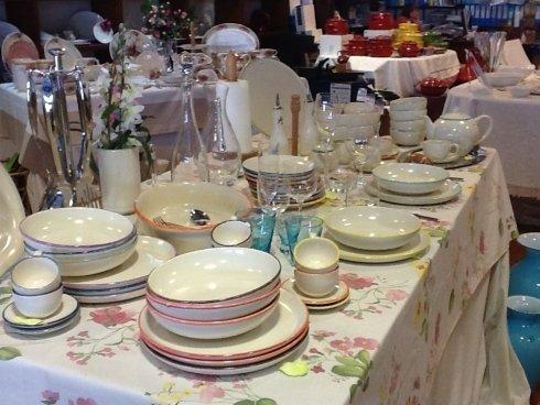 Set piatti ceramica