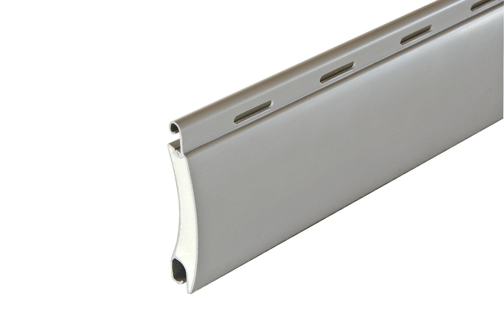 particolare alluminio coibentato