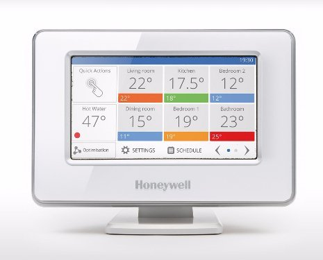 Evohome smart controls seasonal heating plumbing & gas Bournville, Harborne, Edgbaston, Moseley & Kings Heath
