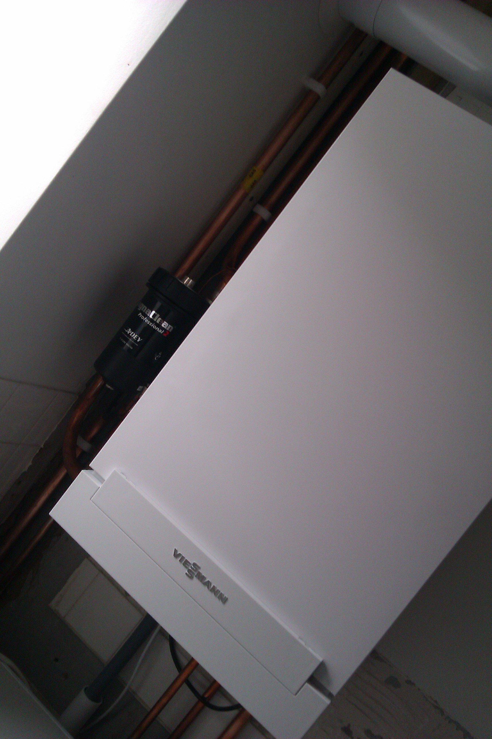 New Viessman combination boiler