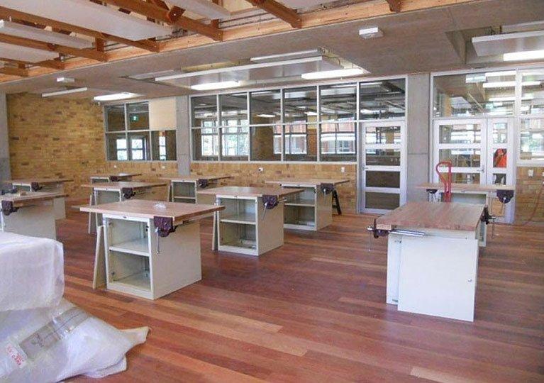 builders classroom