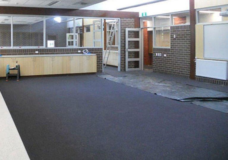 classroom carpet
