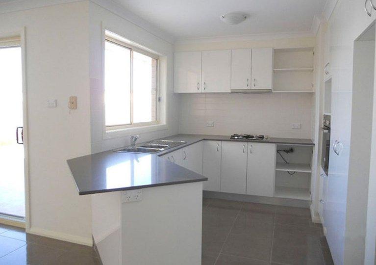 new clean kitchen