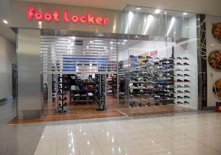 shoe store fitout