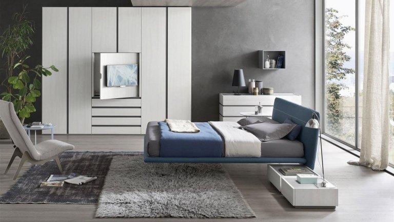 camera letto infinito
