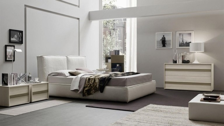 camera letto comodo