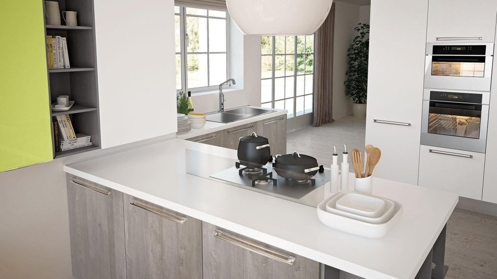 cucina swing lube