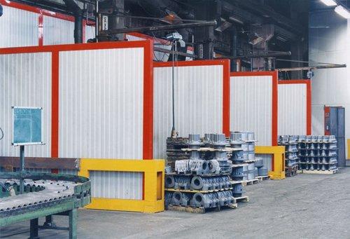 Insonorizzazione a SGF Insonorizzazione Industriale a Volvera