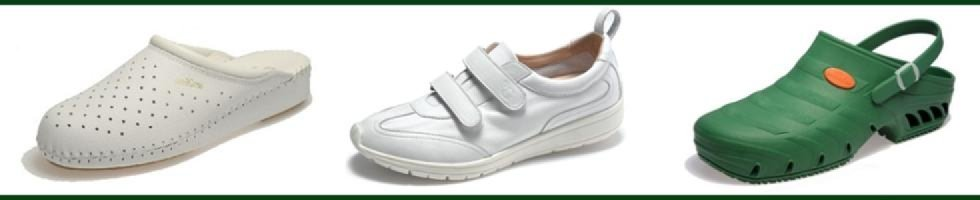 Vendita calzature Sanagens