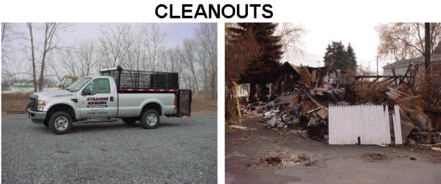 labor moving interior demolition debri removal