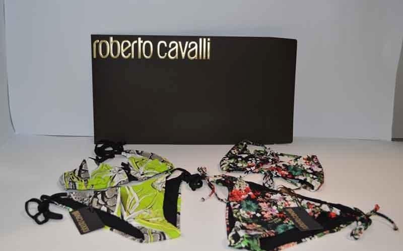 Roberto cavalli costumes