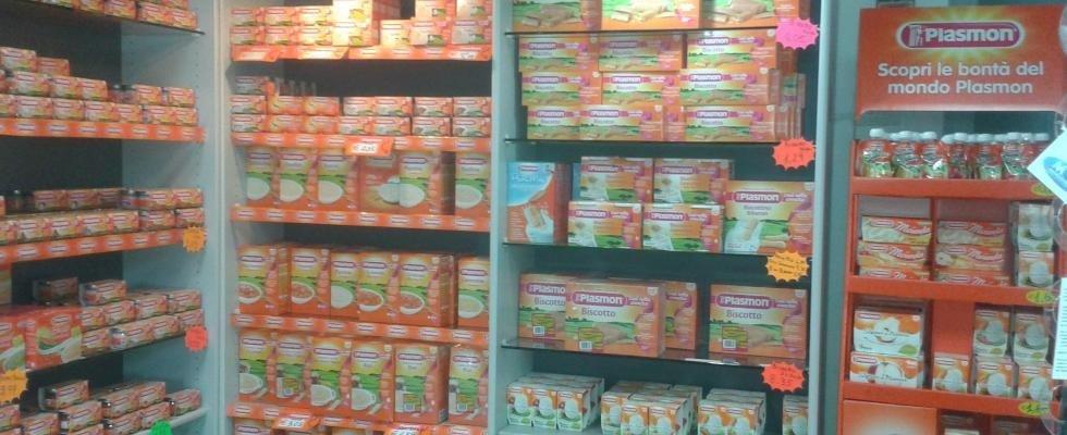 Alimenti specifici, alimenti per neonati, Borgorose, Rieti