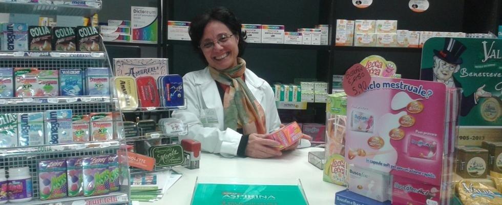 Farmacisti, Perni dottoressa Paola, Rieti
