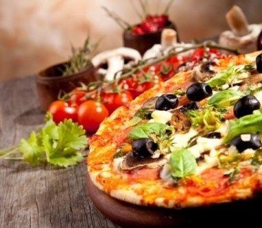 Pizze assortite, Pizze farcite, Pizza alle olive