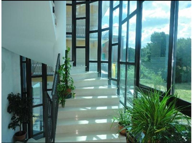 scalinata hotel gran paradiso