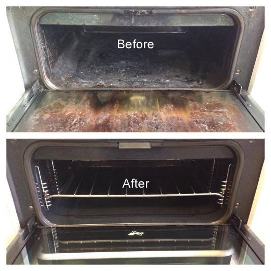 Cleaning Of Range Ovens In Bristol