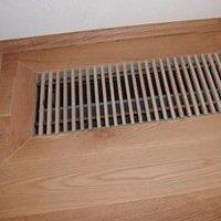 houten vloer de zwaan