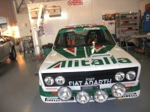 Rally car d
