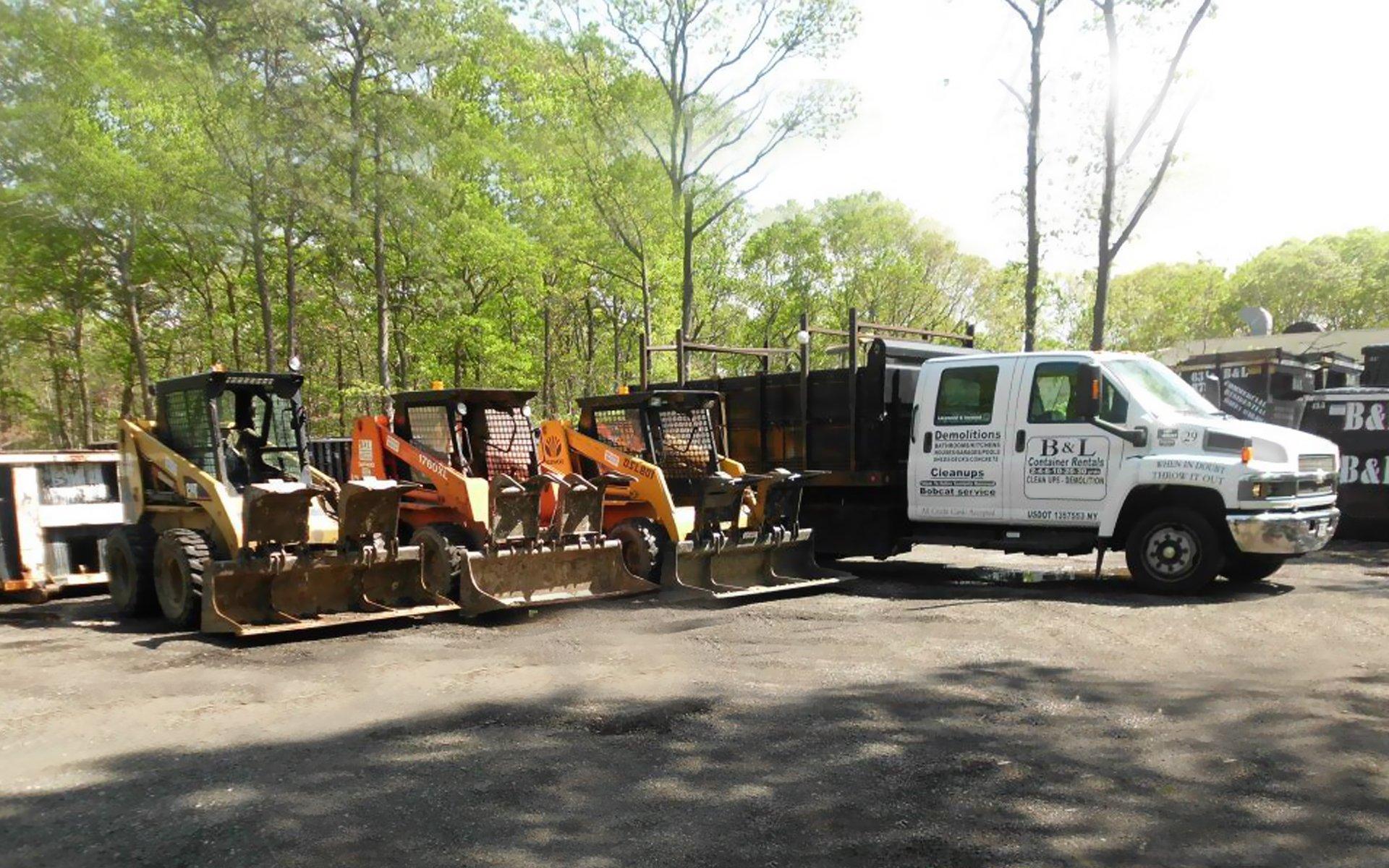 Garbage Service Long Island, NY