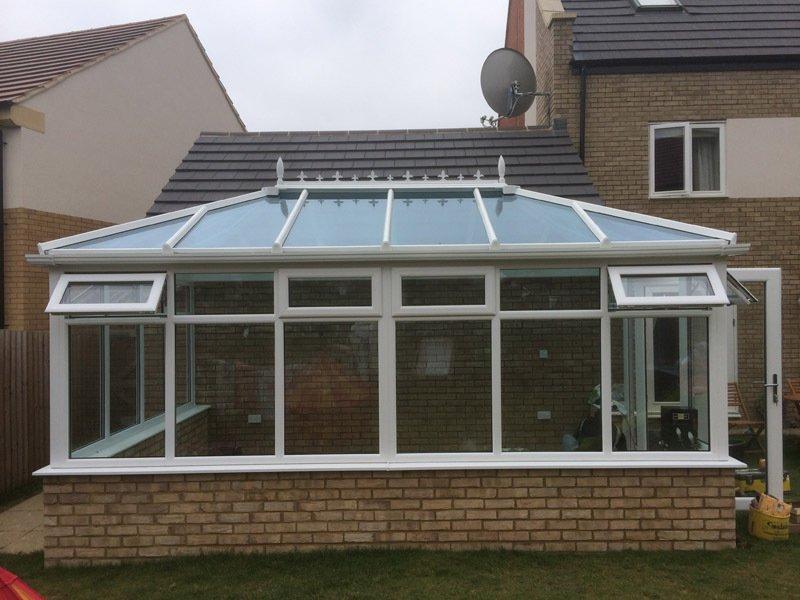 Crystal Clear Windows Conservatory Milton Keynes