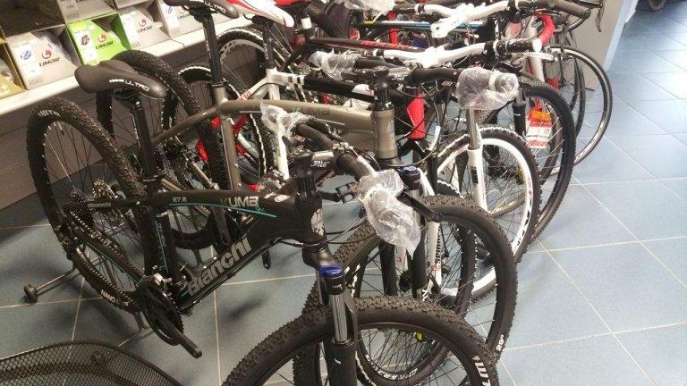 vendita bici e accessori