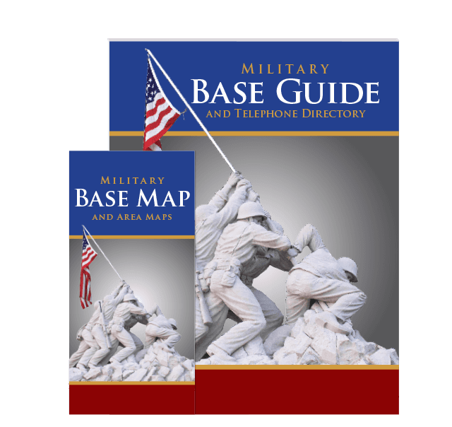 Military Base Guide MARCOA Publishing, Inc.