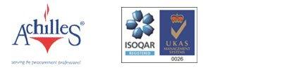 Achilles & ISOQAR Logos