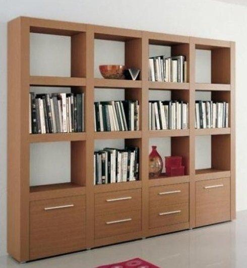 Librerie su misura - Afragola - Napoli - La bottega del legno ...