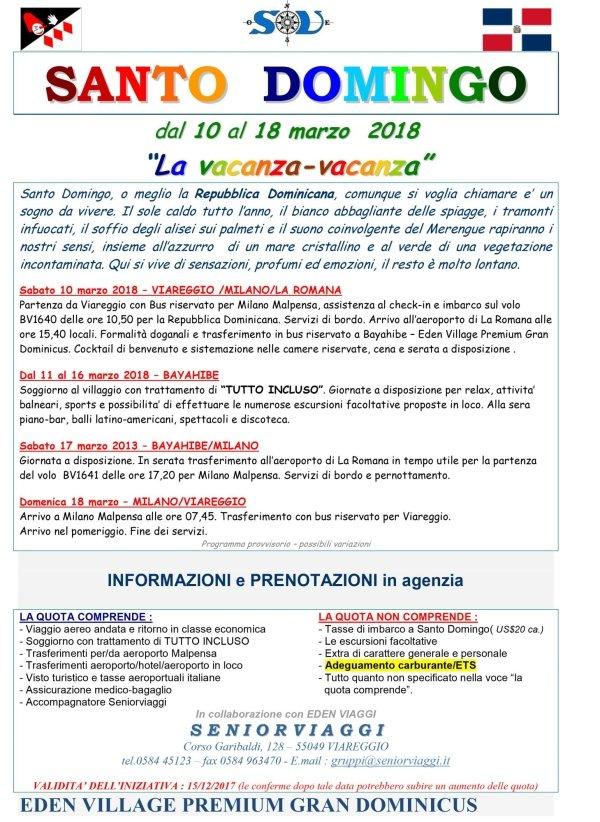 S. Domingo 2018
