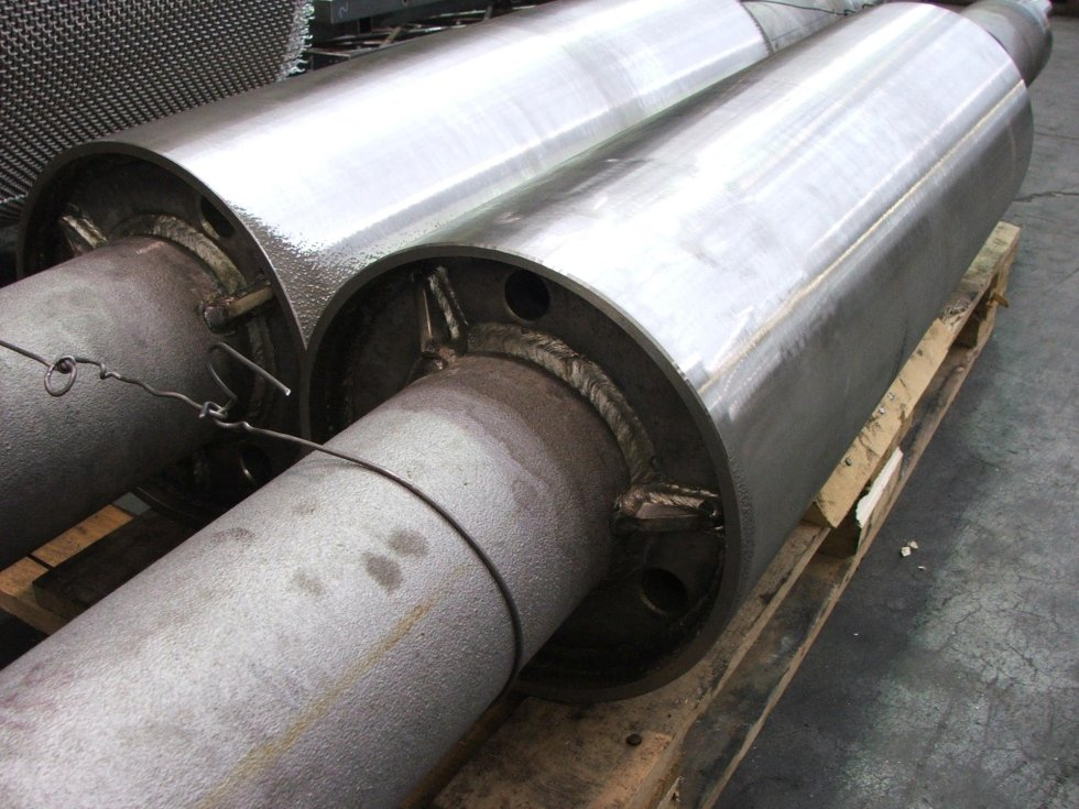 rollers for furnaces