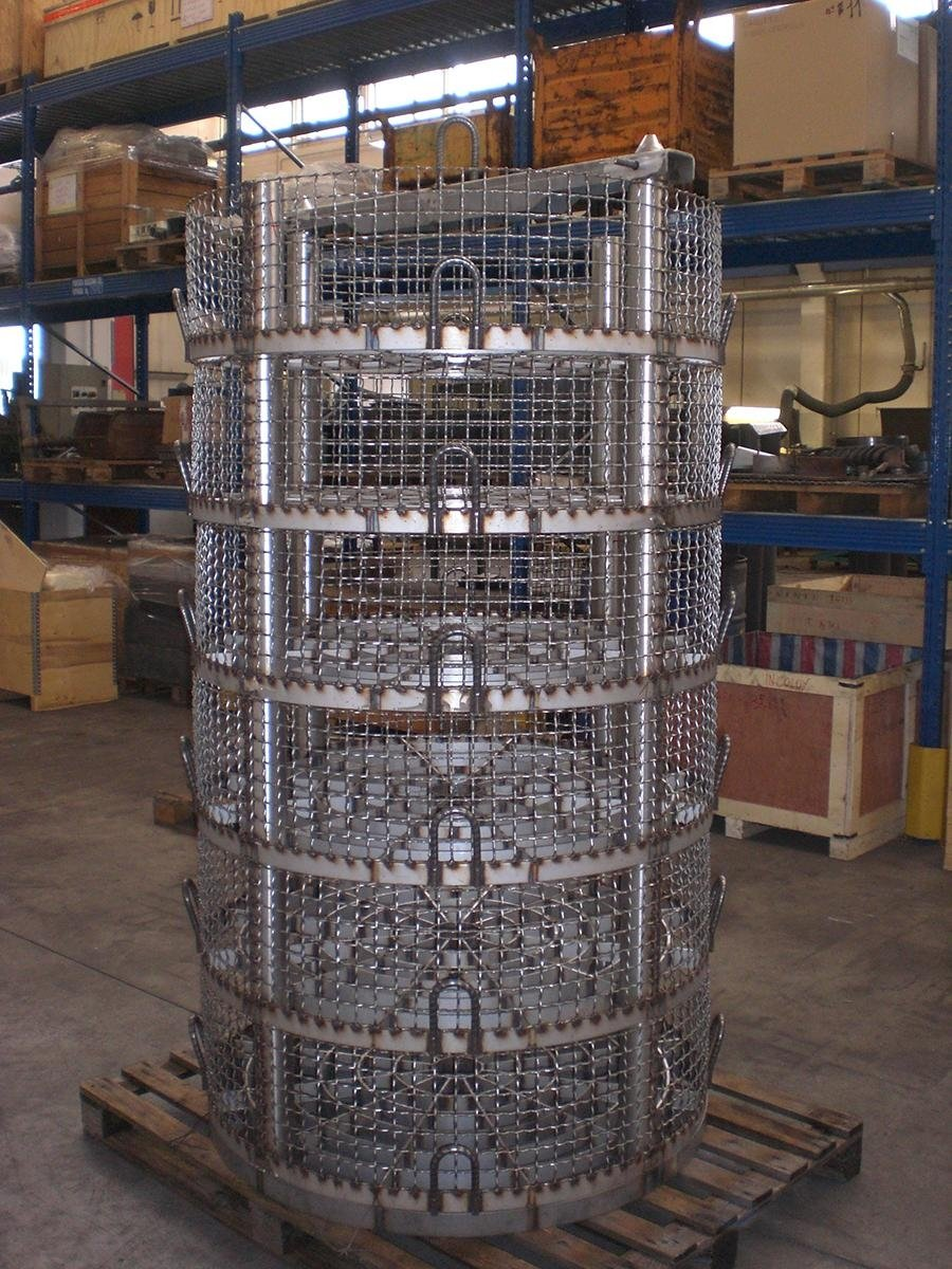 Ausrüstung für Schachtöfen