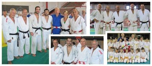 delle squadre di judo