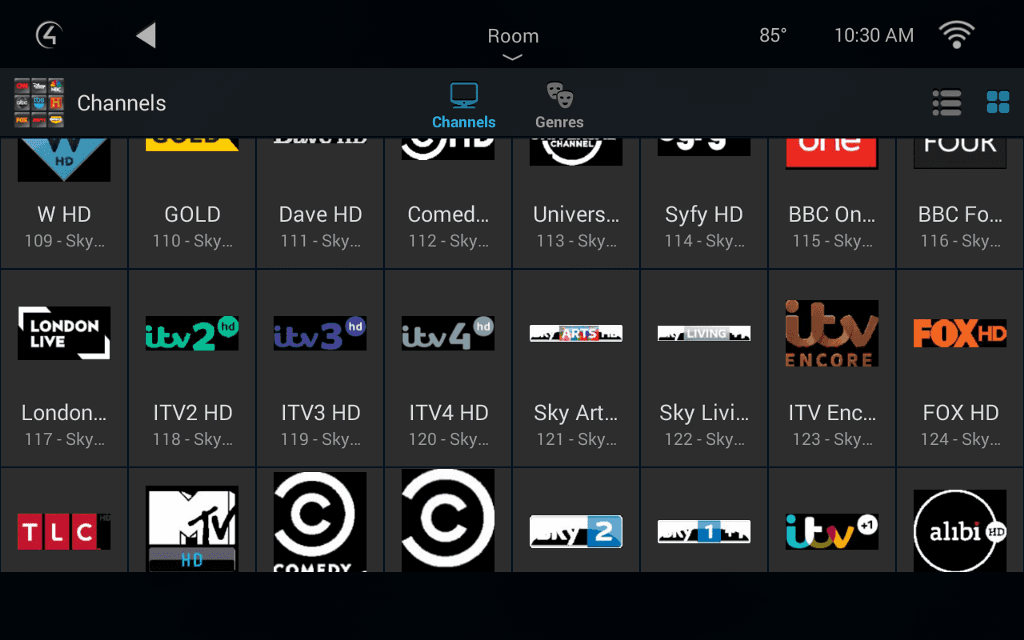 Cinema Room Sky Box Driver Update For Control4