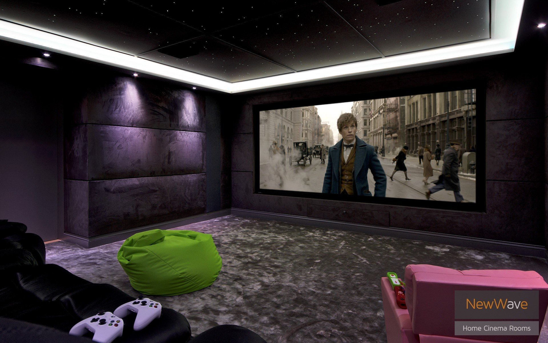 Dolby Atmos Home Cinema Install Kent