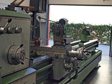 assistenza tecnica macchine industriali