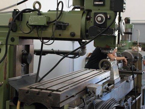 carpenteria ferro acciaio