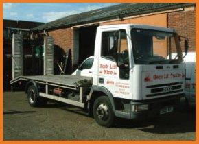 Forklift truck driver - Salisbury - Geco Lift Trucks Ltd - Service Truck