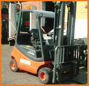 Sider loaders - Southampton - Geco Lift Trucks Ltd - Forklift