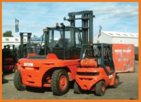 Forklifts - Basingstoke - Geco Lift Trucks Ltd - Forklift