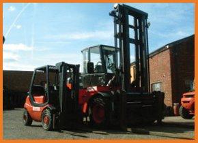 Forklift truck - Southampton - Geco Lift Trucks Ltd - Forklift 1