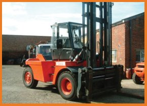 Forklift trucks - Eastleigh - Geco Lift Trucks Ltd - Forklift 3
