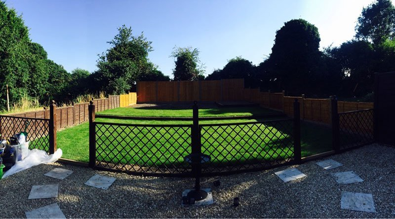 robust fencing