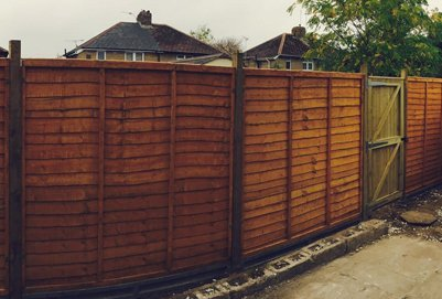 stylish fencing