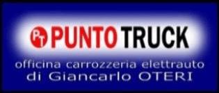 Punto Truck officina carrozzeria elettrauto di Giancarlo Oteri logo